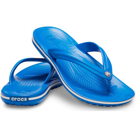 Crocs Crocband Sandalias, bright cobalt/white